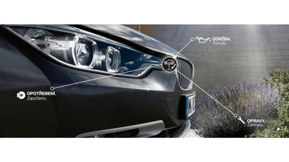 přední světlo BMW