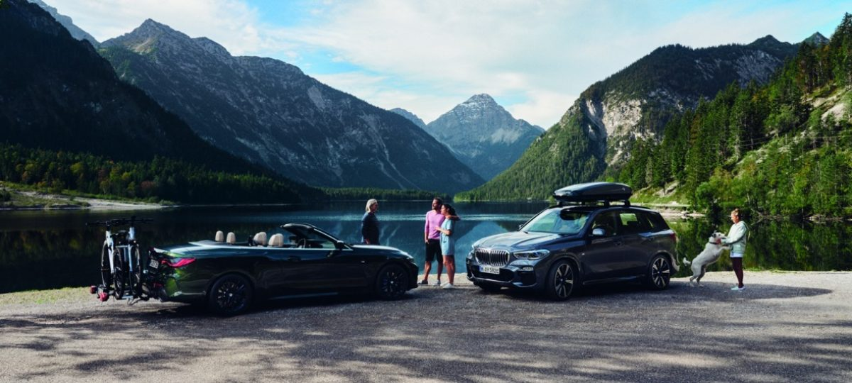 leto s BMW