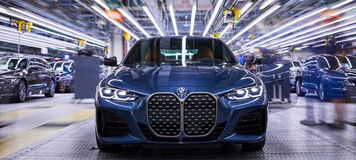 Nové BMW řady 4.