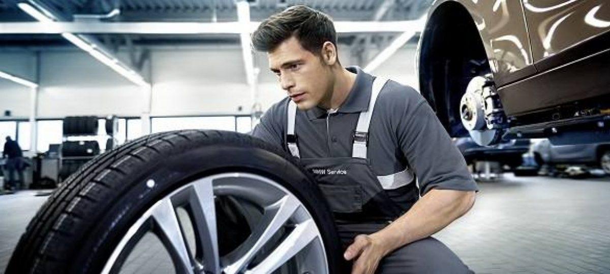 Servis kol BMW